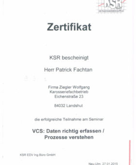 Fachtan KSR VCS Daten 001