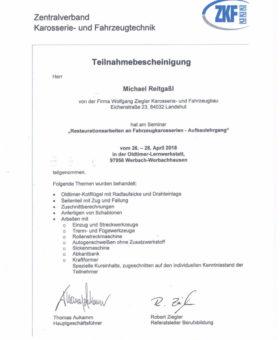 Reitgaßl Restauration hist. Fahrzeuge Teil II 001