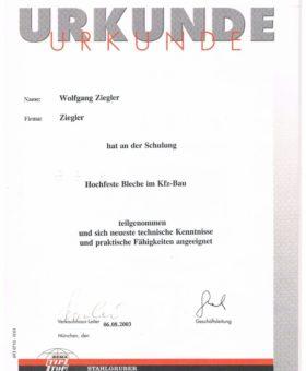 Ziegler Hochfeste Bleche im Kfz-Bau001
